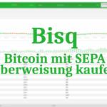 Bisq - bitcoin mit sepa ueberweisung kaufen